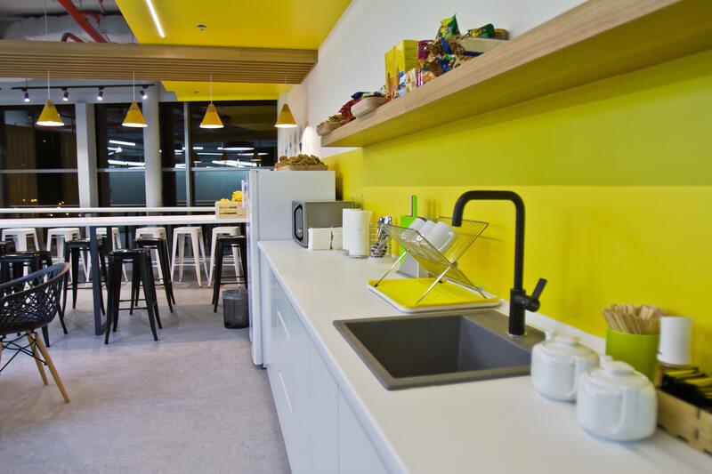 kantoor keuken