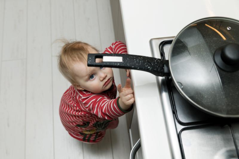 keuken kinderbeveiliging