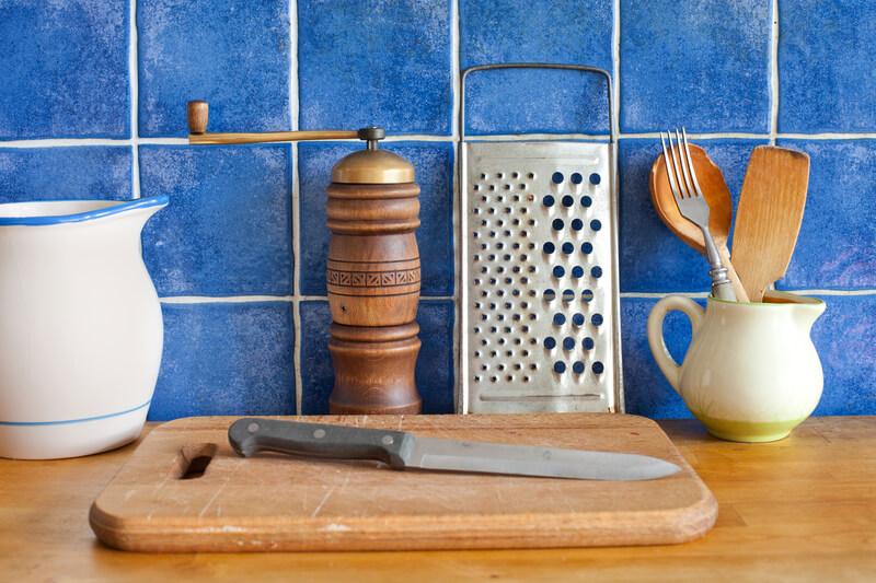 kleurencombinaties voor de keuken