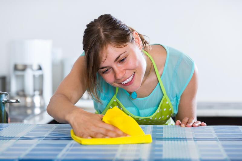 schoonmaaktips keuken