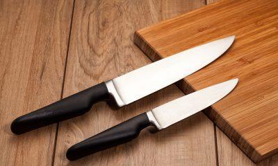 Keukenmessen onderhouden