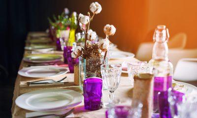 tafel mooi dekken