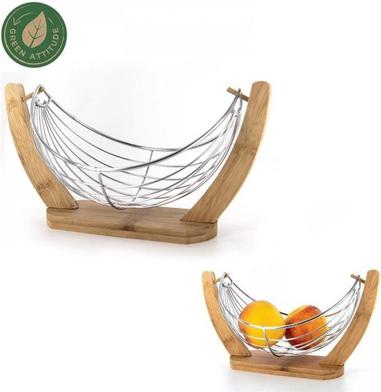 bamboe fruitmand