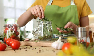 belangrijke kruiden in de keuken