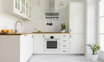 Geef je witte keuken meer sfeer met deze tips
