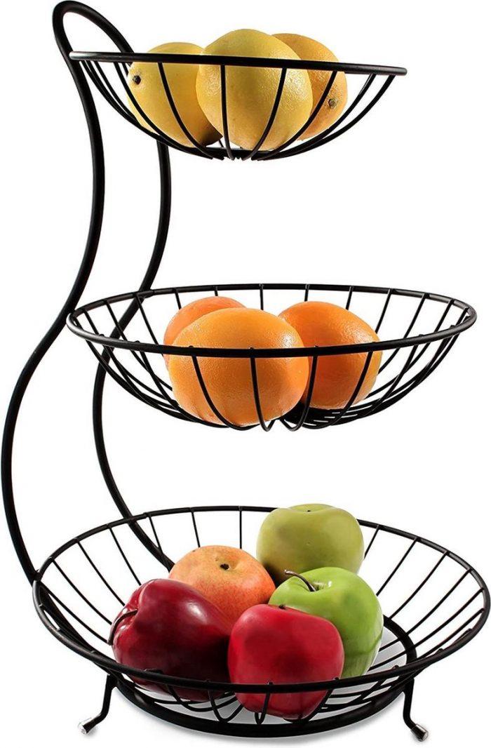 3 laags fruitschaal