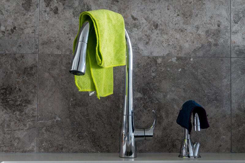 Hoe moet je microvezeldoekjes wassen